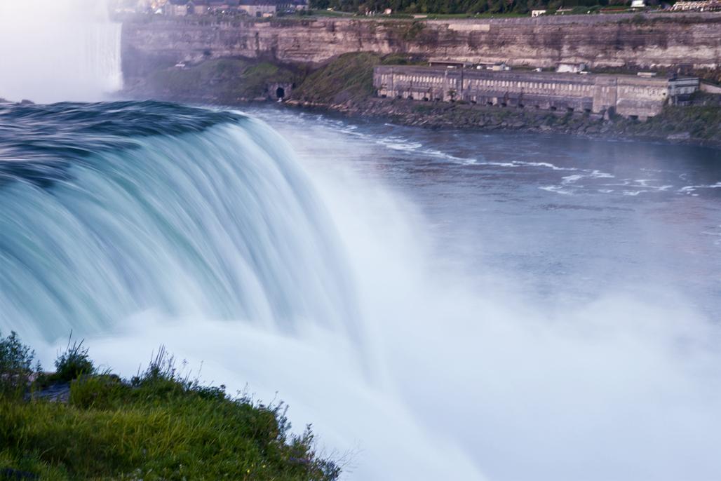 (原创摄影)尼亚拉加瀑布的清晨_图1-1