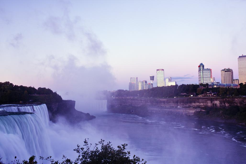 (原创摄影)尼亚拉加瀑布的清晨_图1-3