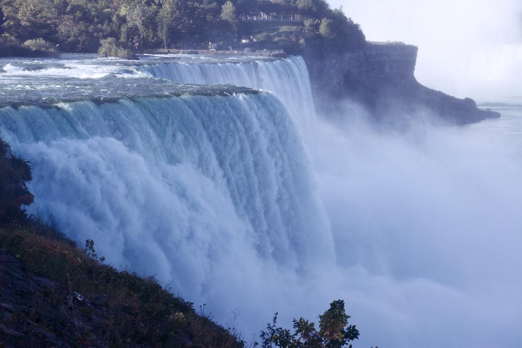 (原创摄影)尼亚拉加瀑布的清晨_图1-2