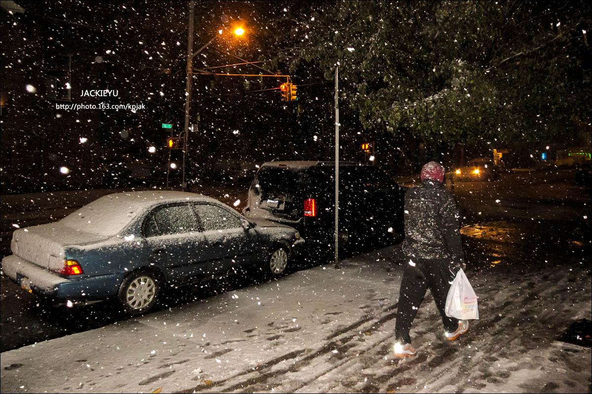 2012年紐約的第一場雪_图1-1