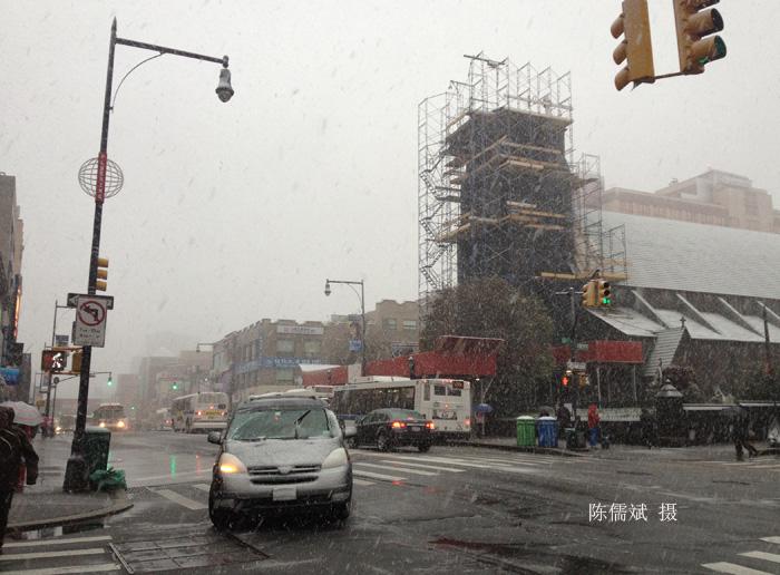 霜上加雪,这场大雪下得真不是时候_图1-10