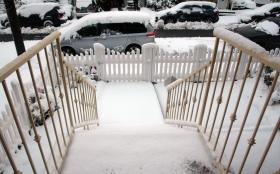 【小雨随拍】2012纽约第一场雪