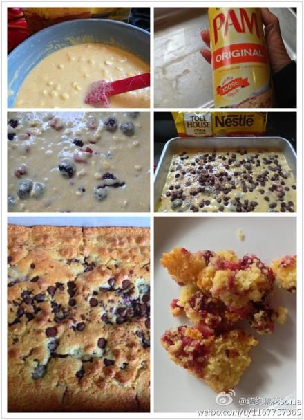 DIY: 我的超级意大利面和三莓蛋糕绝活!_图1-3