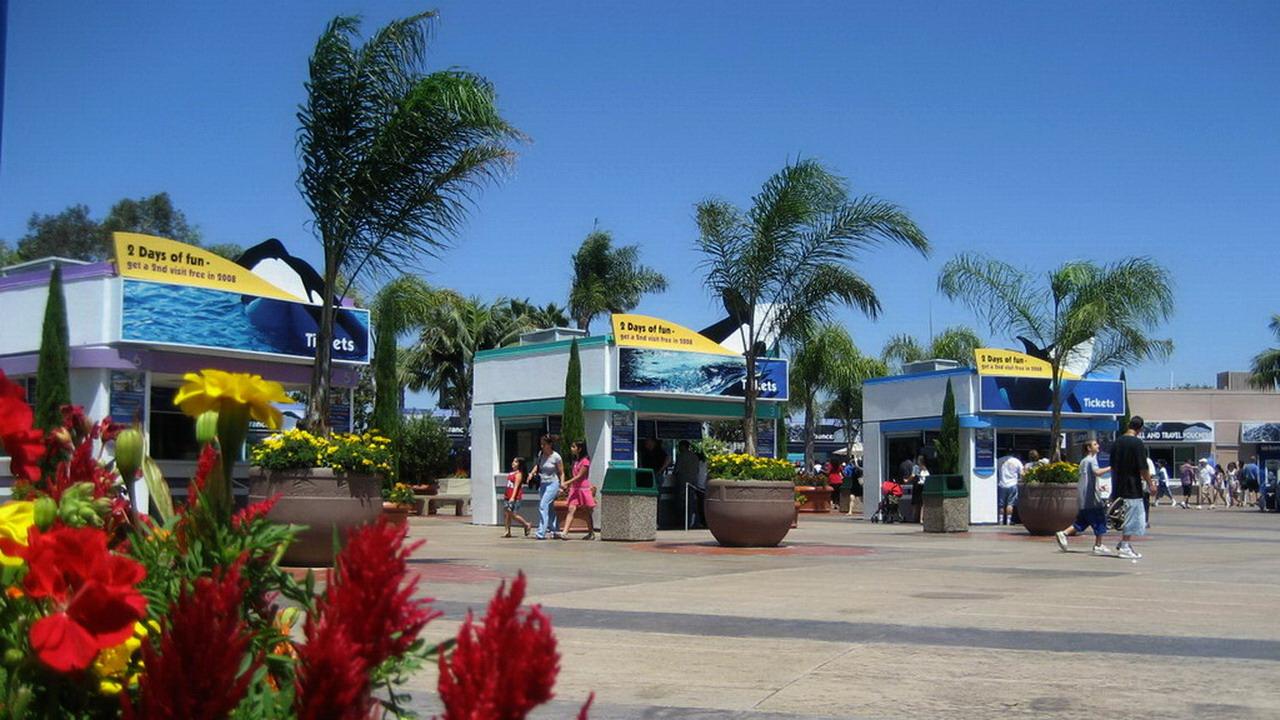 世界最大的海洋主题公园-圣地亚哥海洋世界