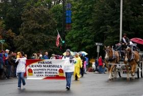 阿莫斯特建镇250周年游行