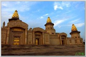 六只眼:东方大教堂---灵山梵宫