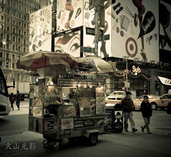 【火山光影】 纽约街景_图2-8