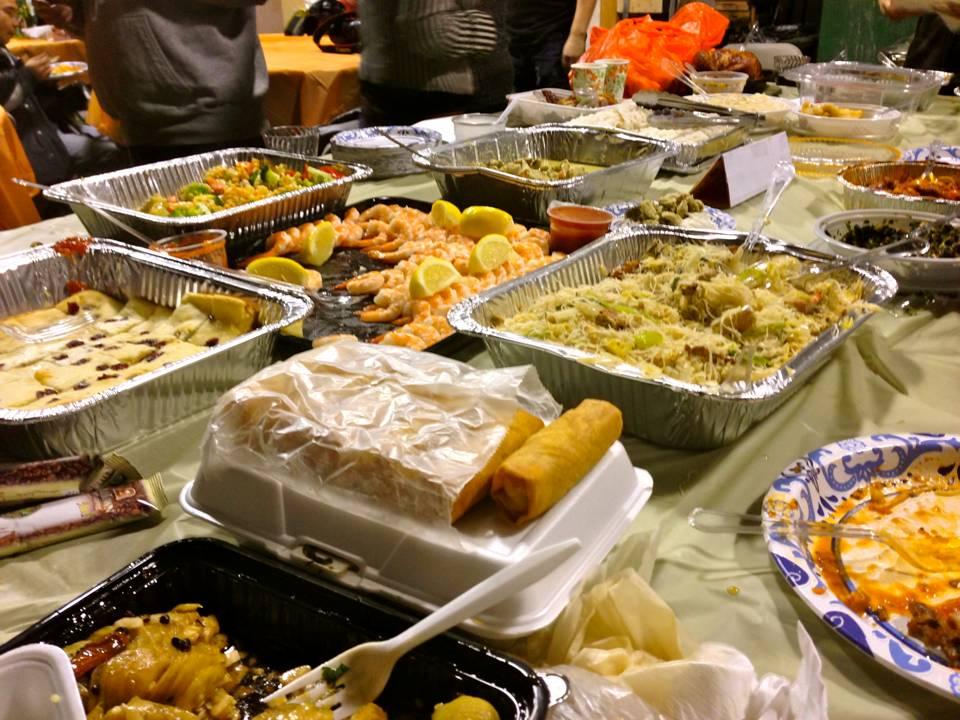感恩聚餐在村上_图1-10