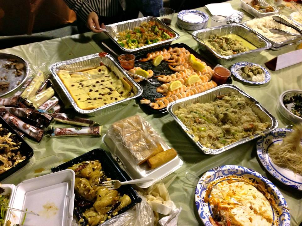感恩聚餐在村上_图1-11