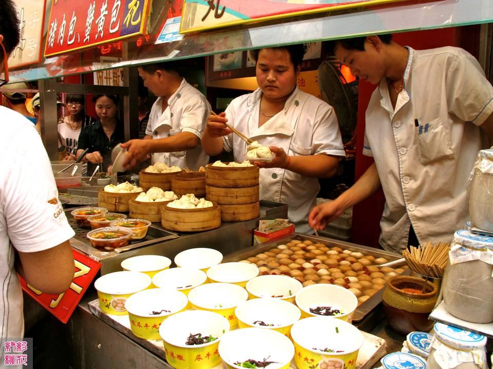 北京王府井小吃街专卖烤蝎子!_图1-20