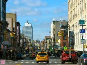 车拍曼哈顿--窗外的世界多精彩