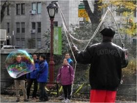 【相机人生】中央公园的擦边球(363)