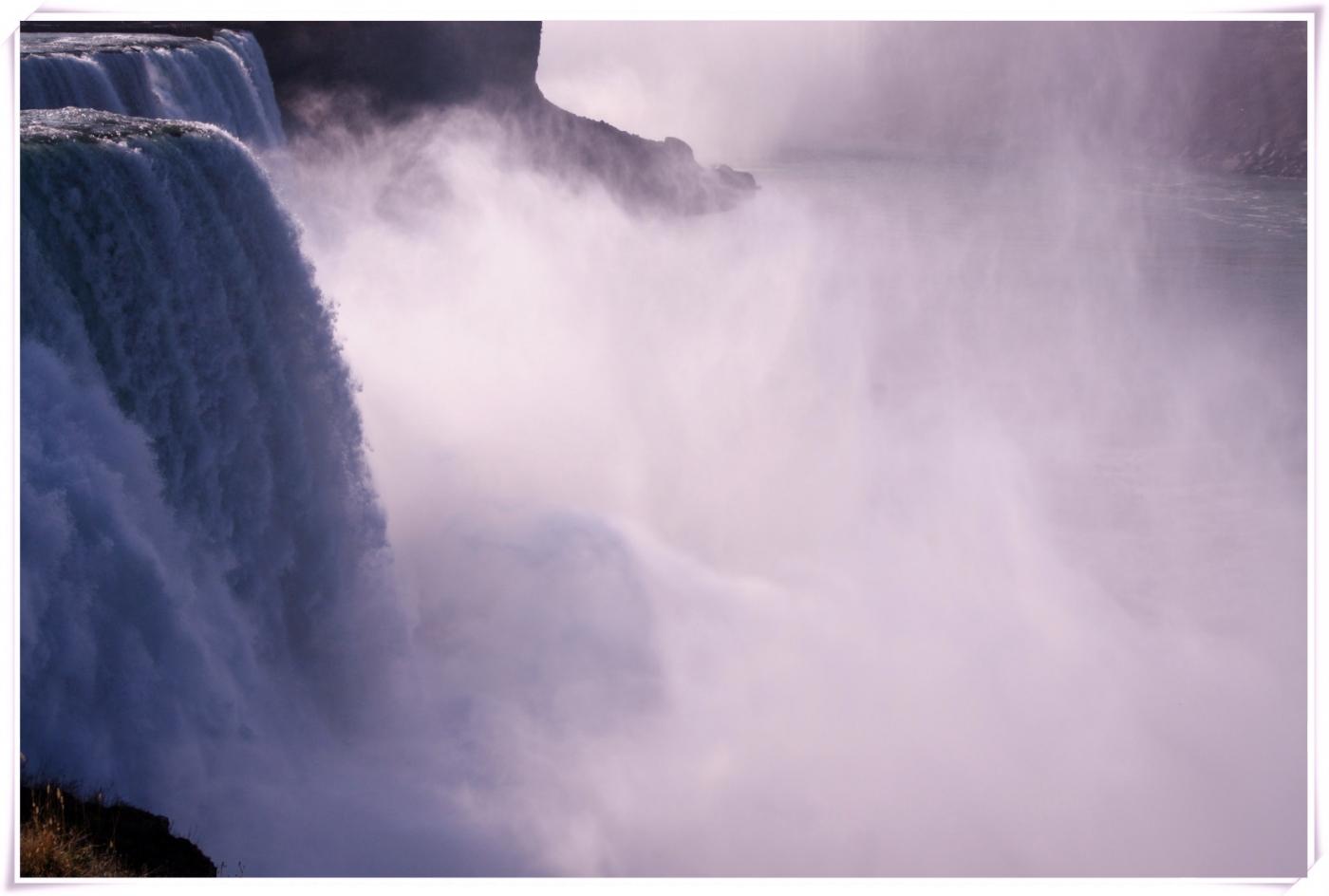 初冬的尼亚加拉大瀑布_图3-4