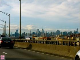 车拍曼哈顿--流光溢彩的街头