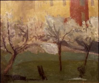 今又是《理欧.菲瑞:诗歌与绘画间的宫殿》_图1-8