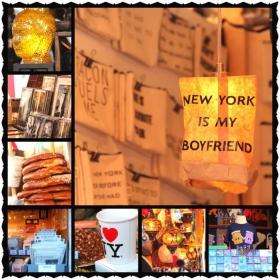 联合广场圣诞集市 恋上纽约很