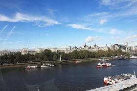 英国自由行 之 4 倫敦眼