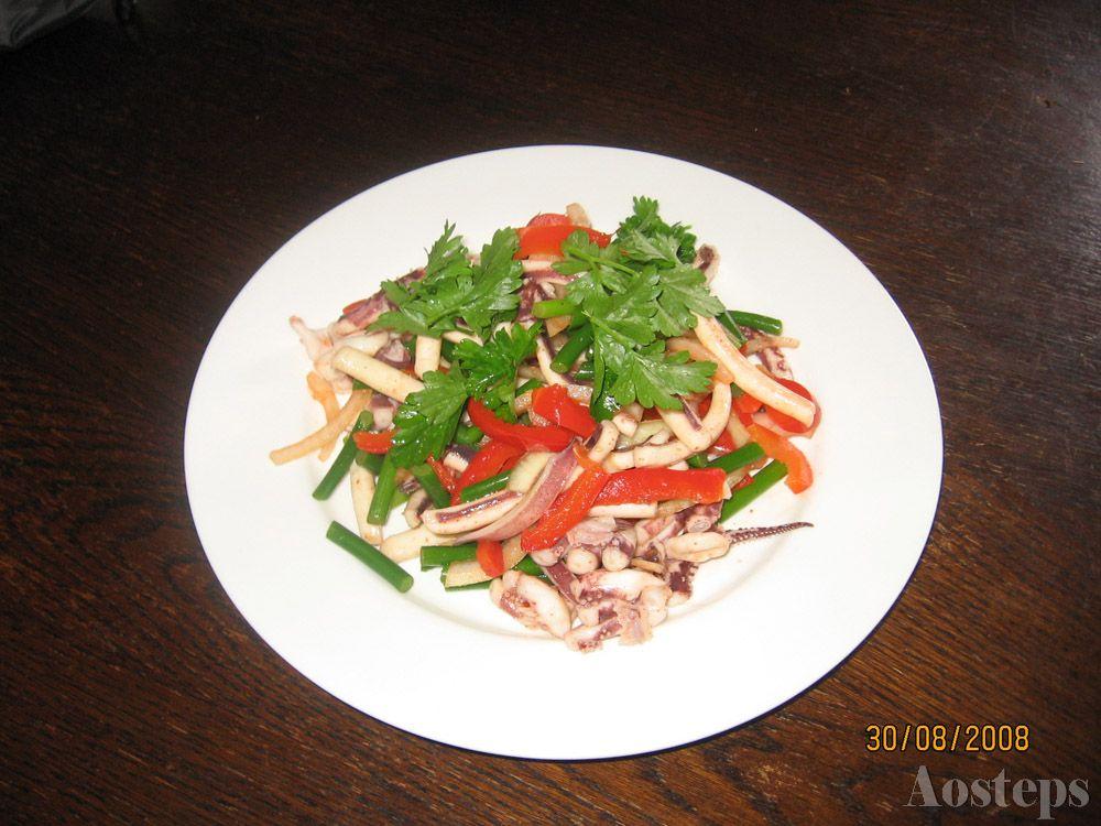 《江南小菜》——泰式海鲜沙拉_图1-1