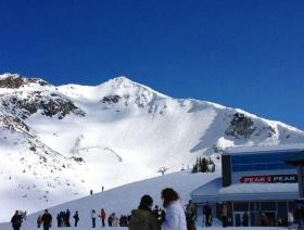 加拿大奥林匹克滑雪圣地— 威