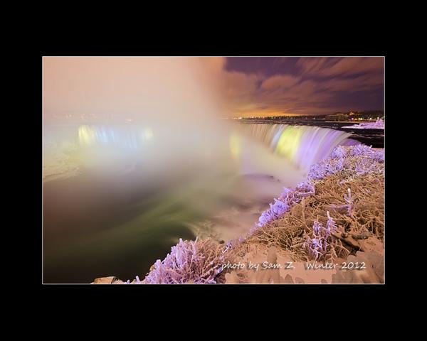 Colorfull Niagara Falls_图1-1