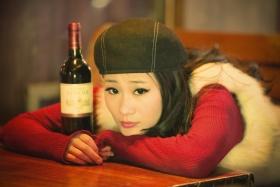醉人的夜-----临沂女孩叶子