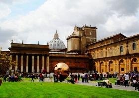 《我行故我在》之梵蒂冈