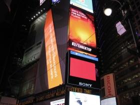 纽约时代广场摄影
