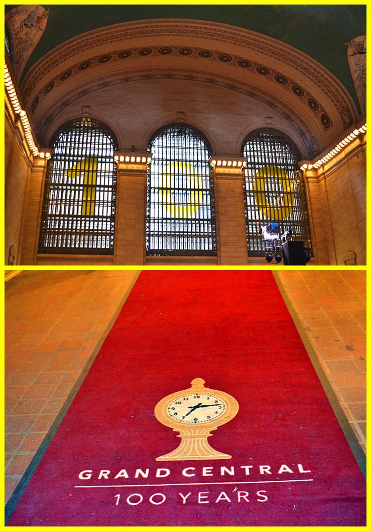 我与百岁纽约中央车站间的故事_图1-1