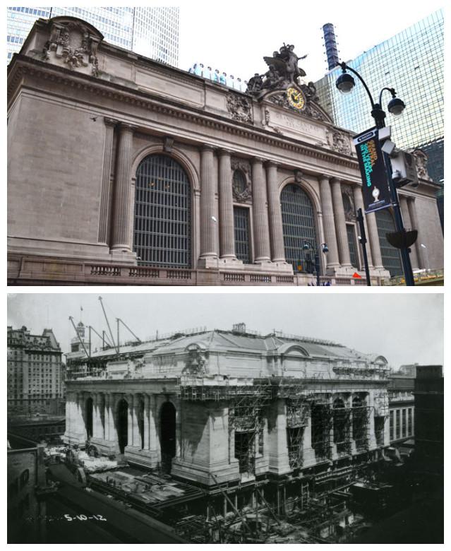 我与百岁纽约中央车站间的故事_图1-3