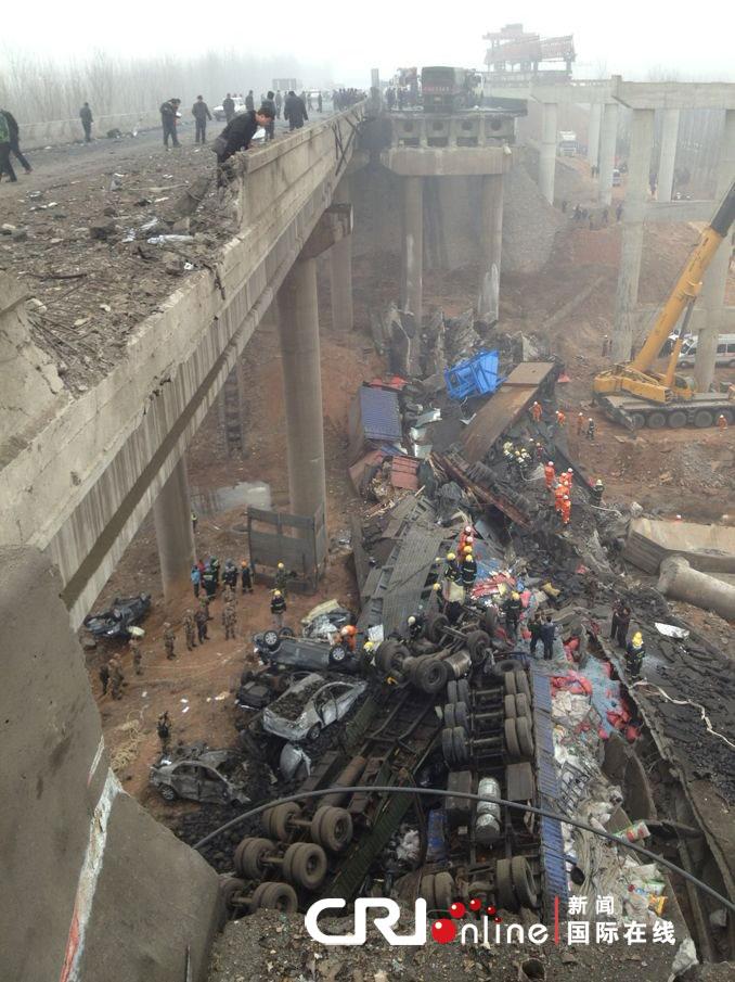 桥塌了。还是一样的原因_图1-3