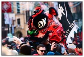 灵蛇起舞贺新春——纽约唐人街