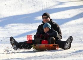 【攝影蟲】親子同樂冬運會