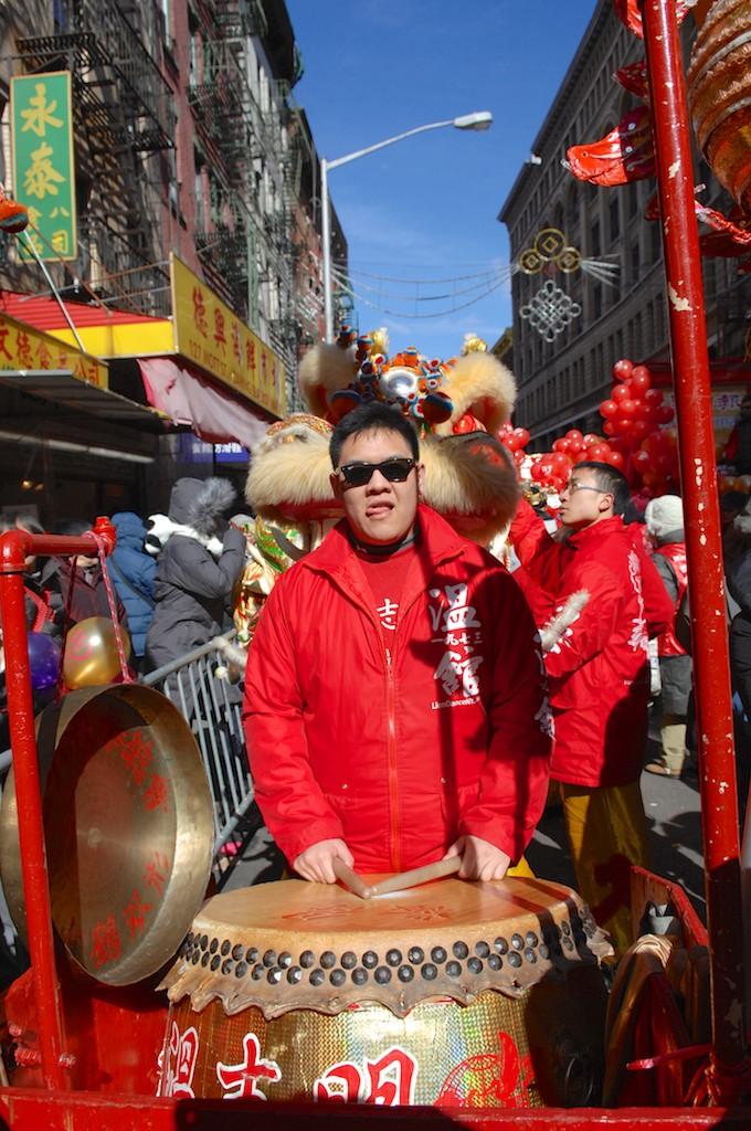 圖博-紐約華埠農曆新年大遊行_图1-22