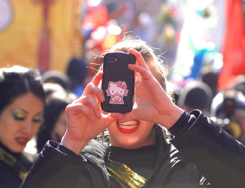 圖博-紐約華埠農曆新年大遊行_图1-5