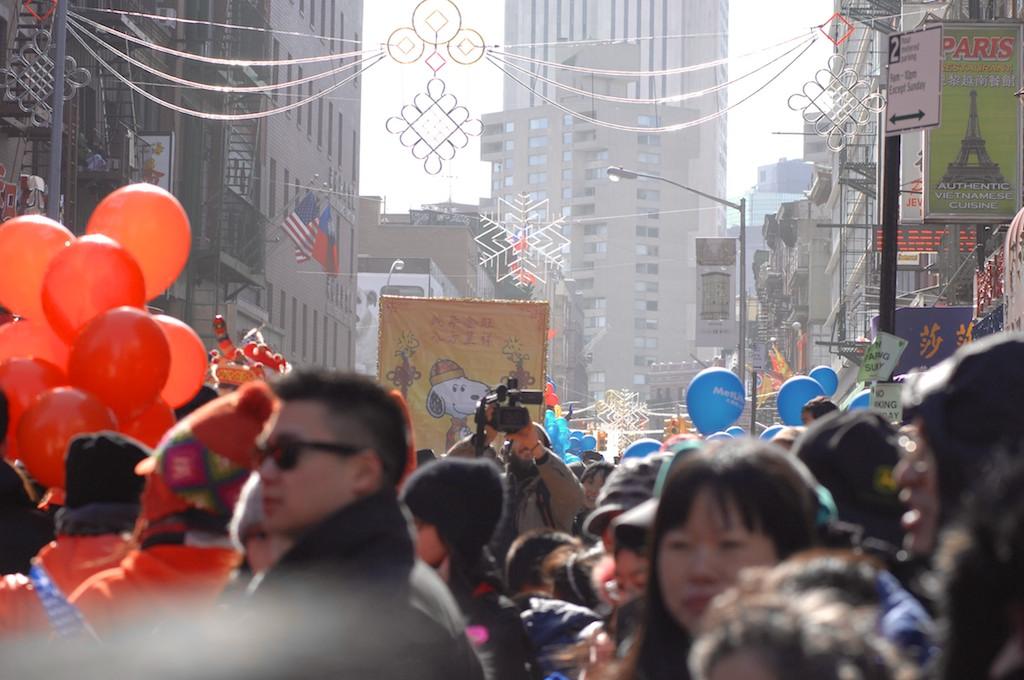 圖博-紐約華埠農曆新年大遊行_图1-9