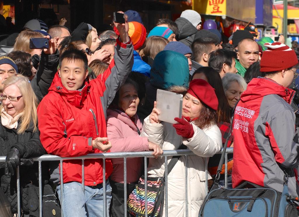 圖博-紐約華埠農曆新年大遊行_图1-17
