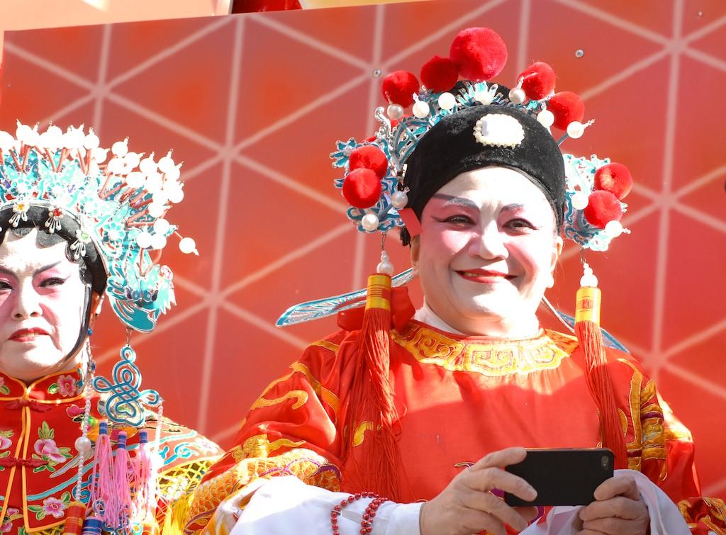 圖博-紐約華埠農曆新年大遊行_图1-12