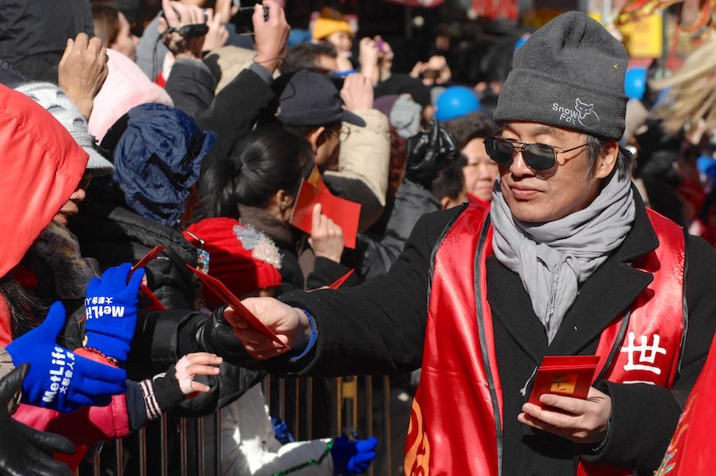 圖博-紐約華埠農曆新年大遊行_图1-13