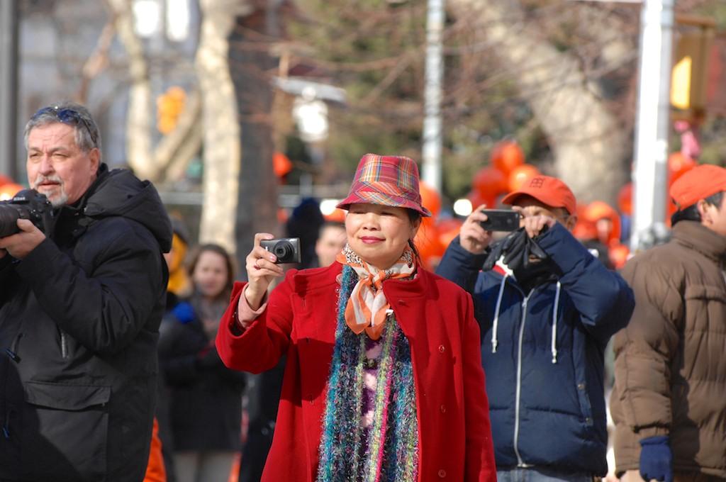 圖博-紐約華埠農曆新年大遊行_图1-23