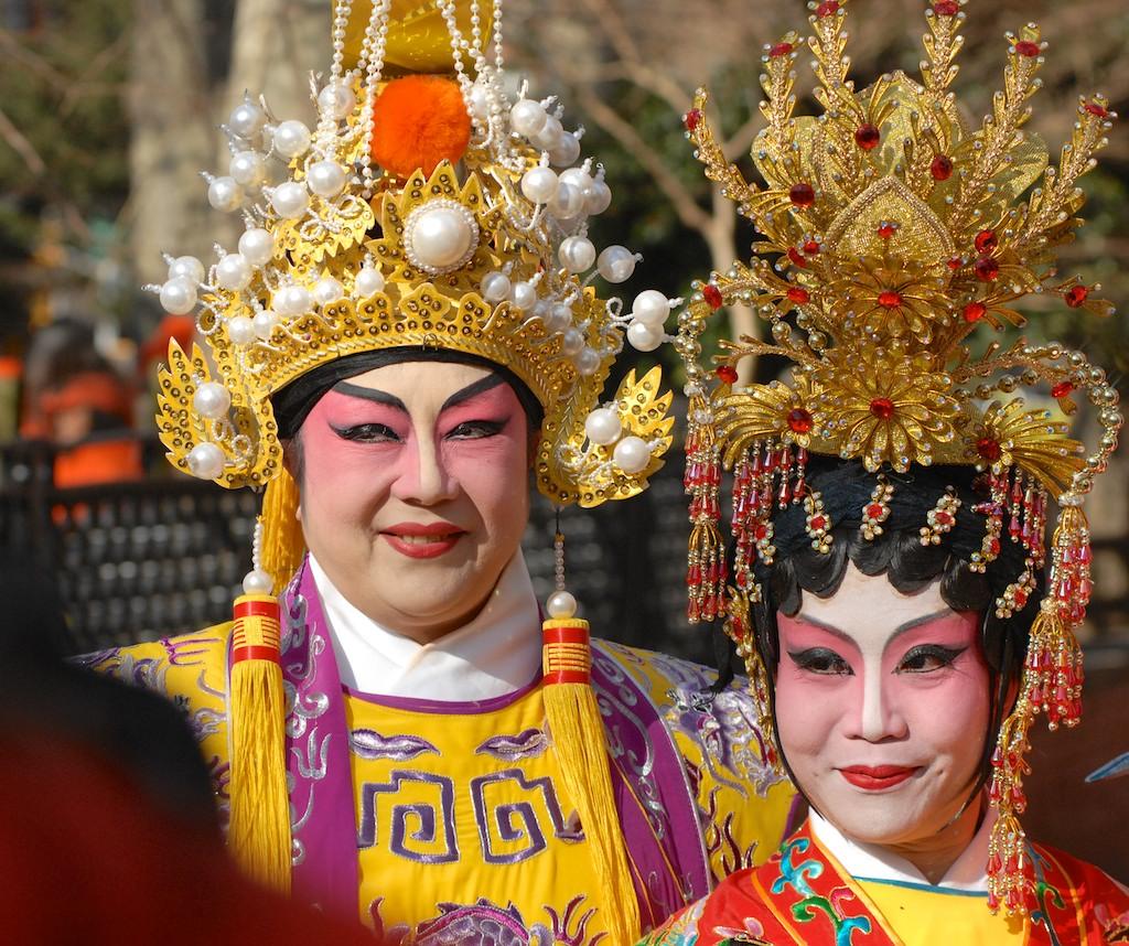 圖博-紐約華埠農曆新年大遊行_图1-11