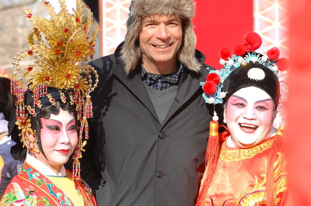 圖博-紐約華埠農曆新年大遊行_图1-1