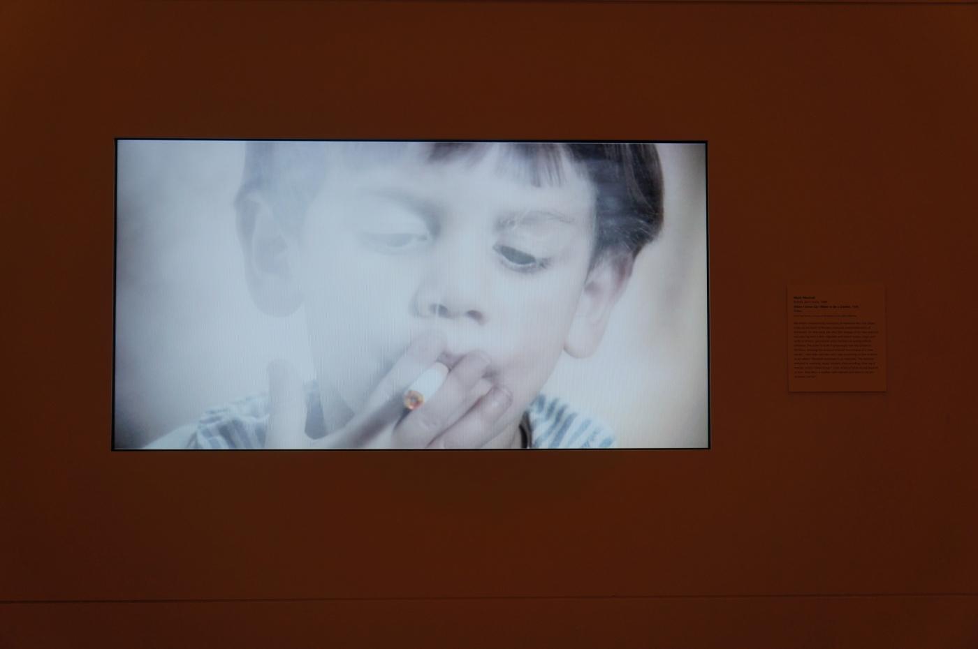 [jiejoy]大都会博物馆---吸烟的小孩_图1-6