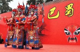北京地坛庙会的形色视点