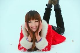 怀念2013年那一场雪--临沂女孩李莉环境人像