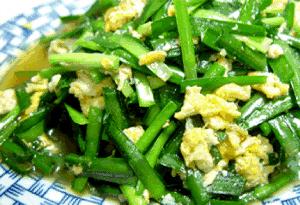 春天第一菜.韭菜_图1-2