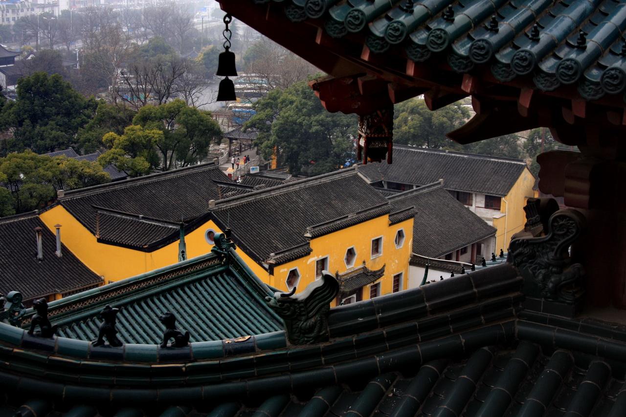 世界著名宗教建筑——镇江金山寺 - hubao.an - hubao.an的博客