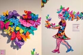 2013年纽约艺术世博会 NewYork Art Expo