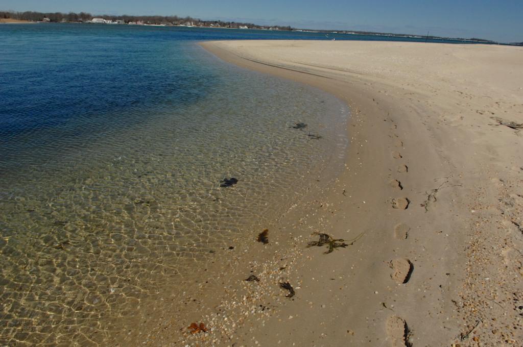 【圖】當整個沙灘屬於自己的時,誰又會顧得了寒冷?_图1-1