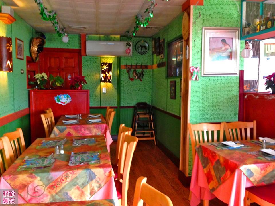 大餐小吃, 墨西哥家常菜也吹艺术风_图1-3