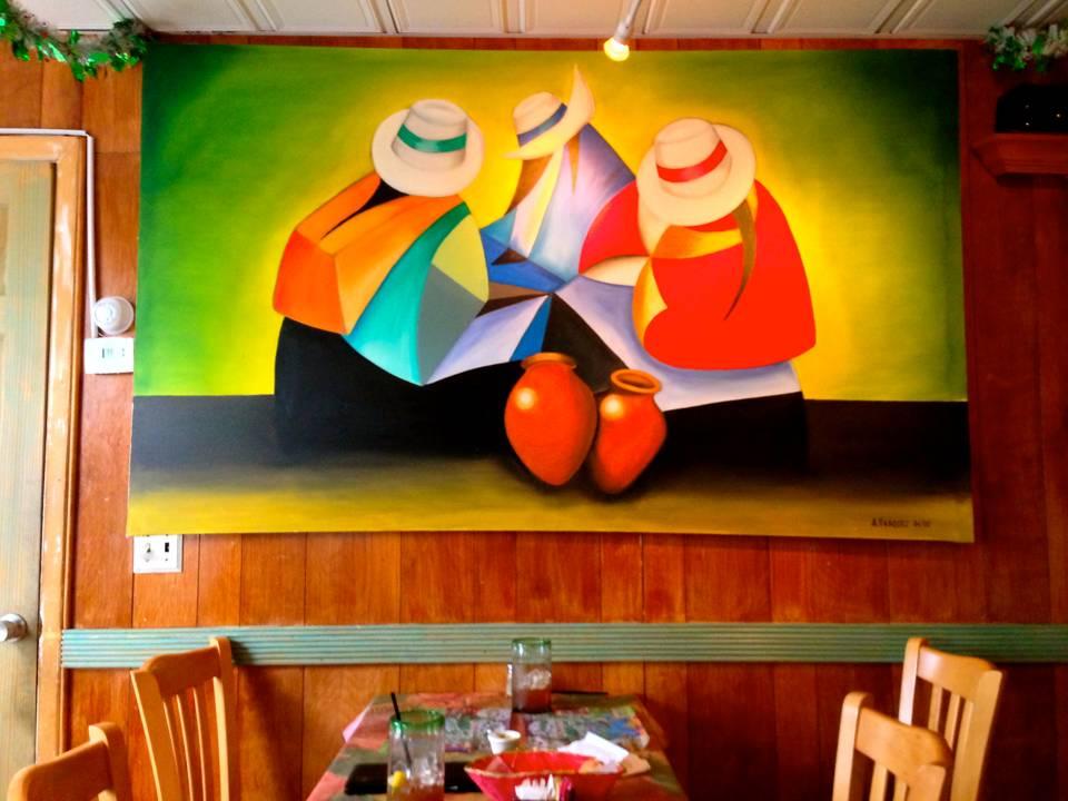 大餐小吃, 墨西哥家常菜也吹艺术风_图1-4
